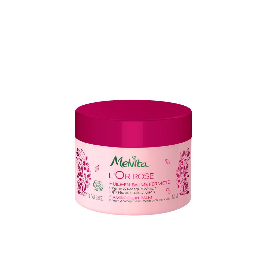 有機粉紅胡椒緊緻潤膚霜