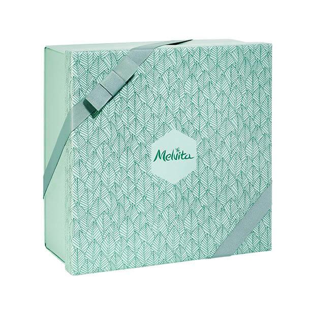 darilna škatla zelena
