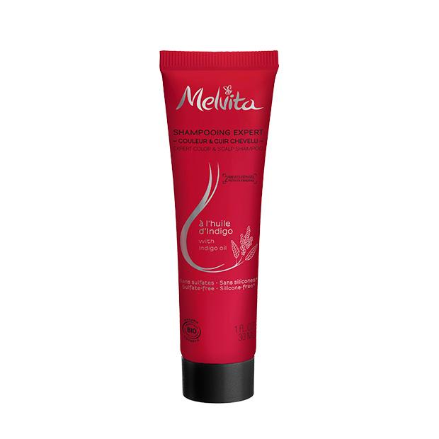 šampon za lase indigo