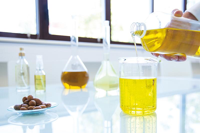 Strokovno znanje o arganovem olju