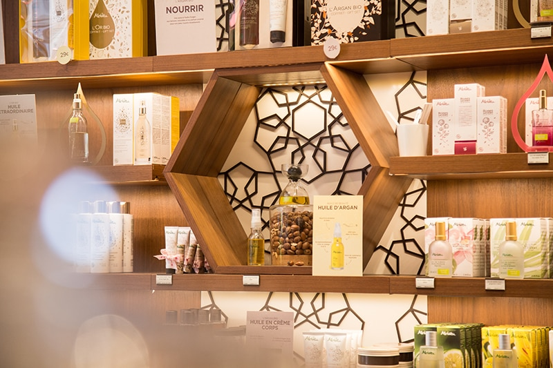 Our eco-designed stores