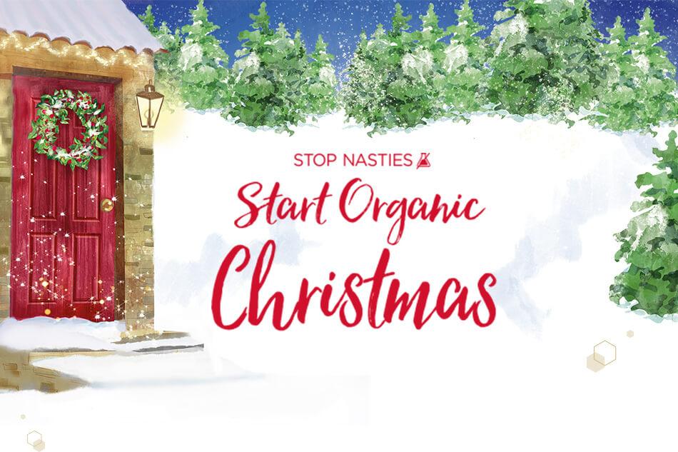 Start Organic Chistmas
