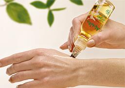 直接使用於身體肌膚