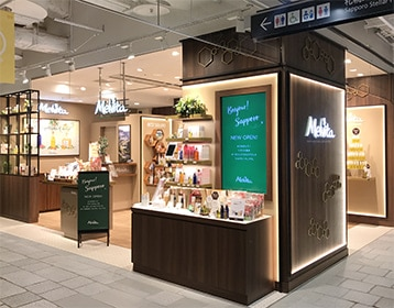 メルヴィータ 札幌パセオ店