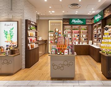 メルヴィータ 渋谷ヒカリエ シンクス店